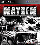 jaquette PlayStation 3 Mayhem