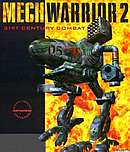 jaquette Mac Mechwarrior 2 31st Century Combat