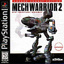 jaquette PlayStation 1 Mechwarrior 2 31st Century Combat