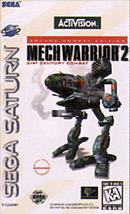 jaquette Saturn Mechwarrior 2 31st Century Combat