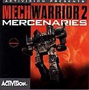 jaquette PC Mechwarrior 2 Mercenaries