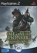 jaquette PlayStation 2 Medal Of Honor En Premiere Ligne