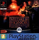 jaquette PlayStation 1 Medal Of Honor Resistance