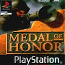 jaquette PlayStation 1 Medal Of Honor