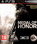 jaquette PlayStation 3 Medal Of Honor