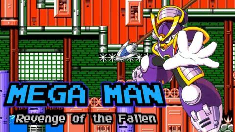 Mega Man : Revenge of the Fallen