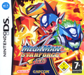 Mega Man Starforce Fire Leo
