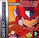 jaquette GBA Mega Man Zero 3