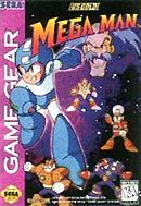 jaquette Game Gear Mega Man
