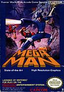 jaquette Nes Mega Man