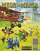jaquette Amiga MegaLoMania