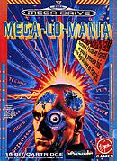 jaquette Megadrive MegaLoMania