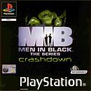 jaquette PlayStation 1 Men In Black The Series Crashdown