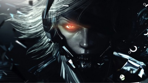 jaquette Android Metal Gear Rising Revengeance