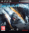 jaquette PC Metal Gear Rising Revengeance