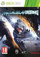 jaquette Xbox 360 Metal Gear Rising Revengeance