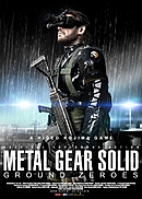 jaquette Xbox One Metal Gear Solid V Ground Zeroes