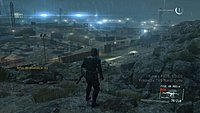 Metal Gear Solid V Ground Zeroes screenshot PS4 1