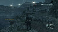 Metal Gear Solid V Ground Zeroes screenshot PS4 3