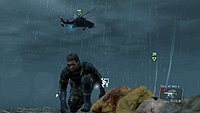 Metal Gear Solid V Ground Zeroes screenshot PS4 4