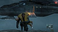 Metal Gear Solid V Ground Zeroes screenshot PS4 5