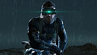 Metal Gear Solid V Ground Zeroes Wallpaper 2