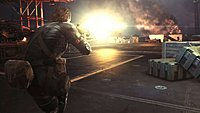 Metal Gear Solid V Ground Zeroes Wallpaper 6