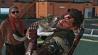 Metal Gear Solid V The Phantom Pain DDog image 2