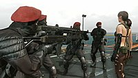 Metal Gear Solid V The Phantom Pain Quiet image 1