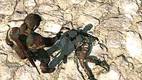 Metal Gear Solid V The Phantom Pain screenshot 10