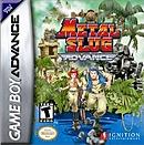 jaquette GBA Metal Slug 3