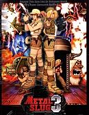 jaquette Neo Geo Metal Slug 3