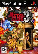 jaquette PlayStation 2 Metal Slug 3