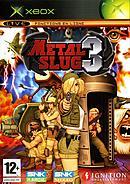 jaquette Xbox Metal Slug 3