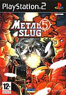 jaquette PlayStation 2 Metal Slug 5