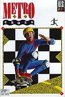 jaquette Commodore 64 Metro Cross
