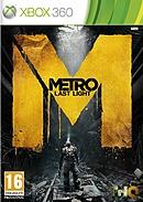 jaquette Xbox 360 Metro Last Light