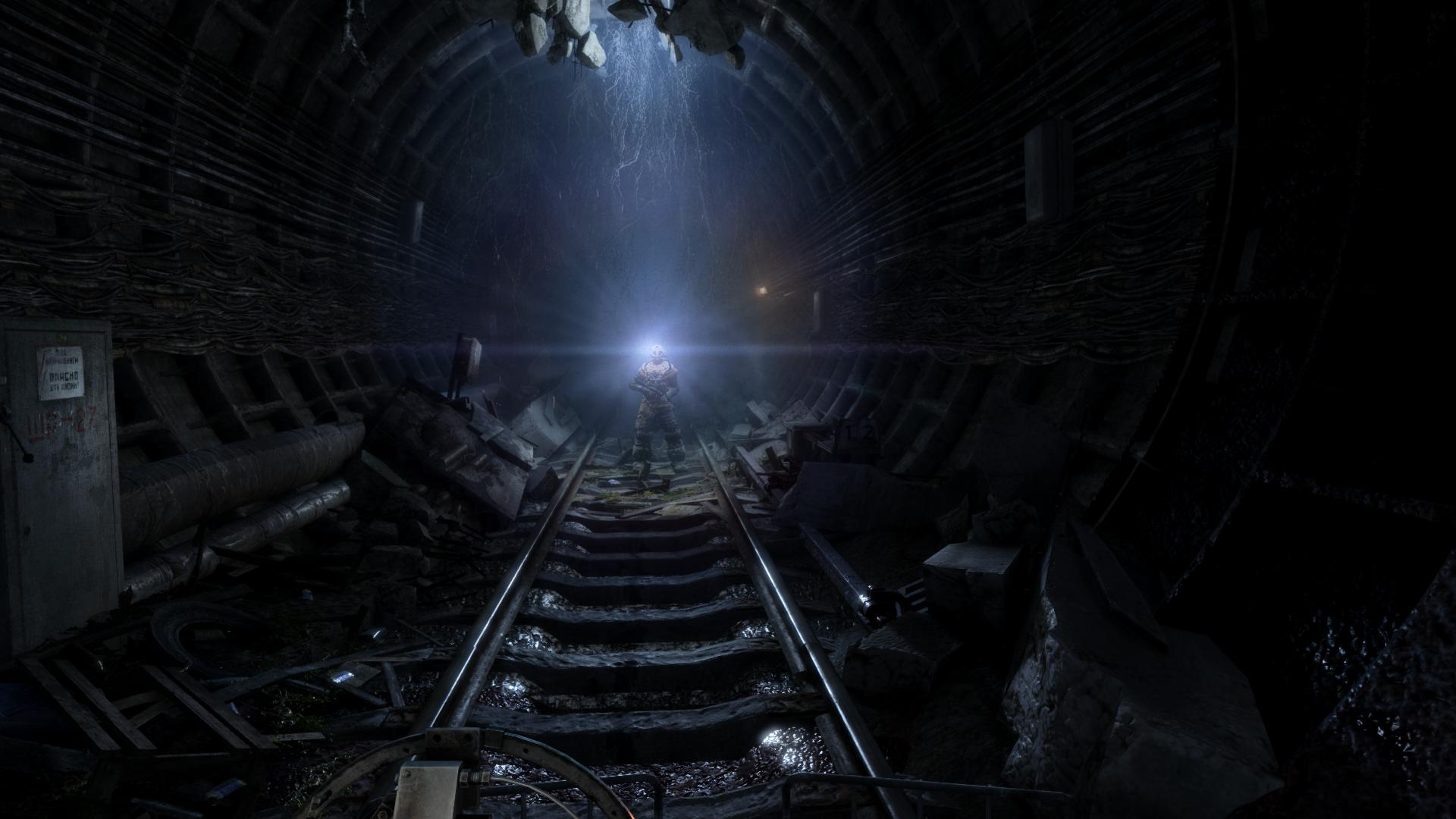 Wallpapers Fond D Ecran Pour Metro Last Light Pc Ps3