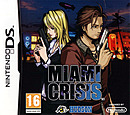 jaquette Nintendo DS Miami Crisis