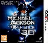 jaquette Nintendo 3DS Michael Jackson The Experience