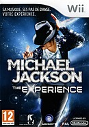 jaquette Wii Michael Jackson The Experience