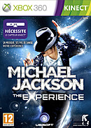 jaquette Xbox 360 Michael Jackson The Experience