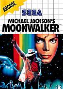 jaquette Master System Michael Jackson s Moonwalker