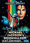jaquette Megadrive Michael Jackson s Moonwalker