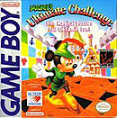 jaquette Gameboy Mickey s Ultimate Challenge