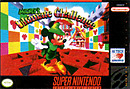 jaquette Super Nintendo Mickey s Ultimate Challenge