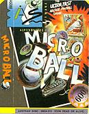 jaquette Amstrad CPC Microball