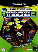 jaquette Gamecube Midway Arcade Treasures 2