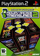 jaquette PlayStation 2 Midway Arcade Treasures 2