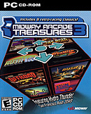jaquette PC Midway Arcade Treasures 3